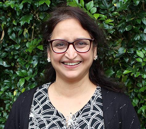 Dr Nirzari Pandit